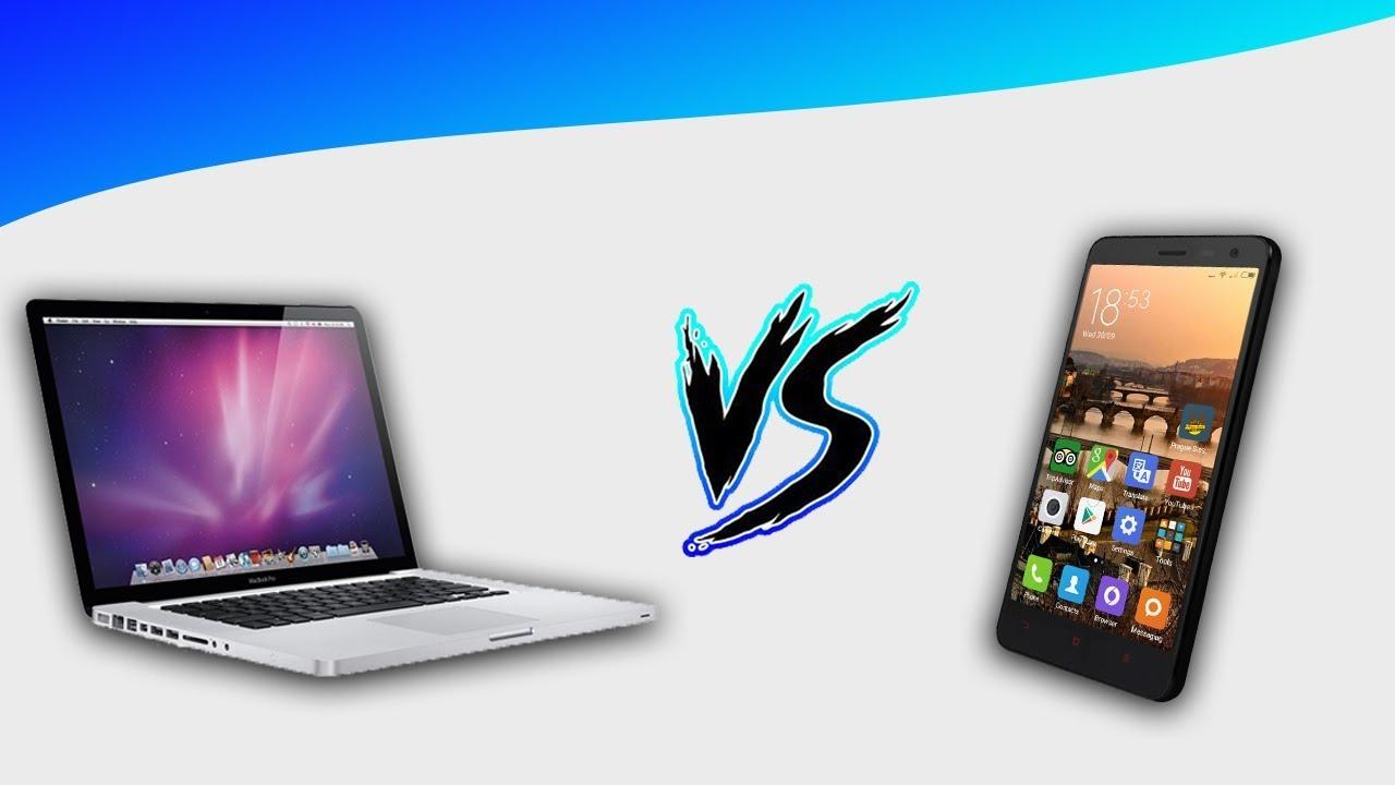 smartphone vs computer